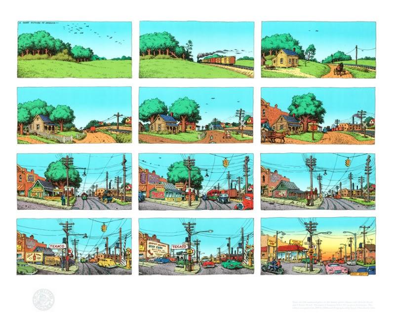 urbanização