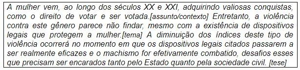 redação - ex 2