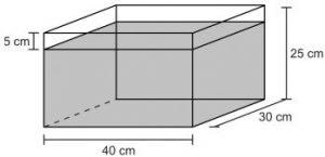 geometria espacial - exercício