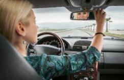 princípios da óptica - motorista