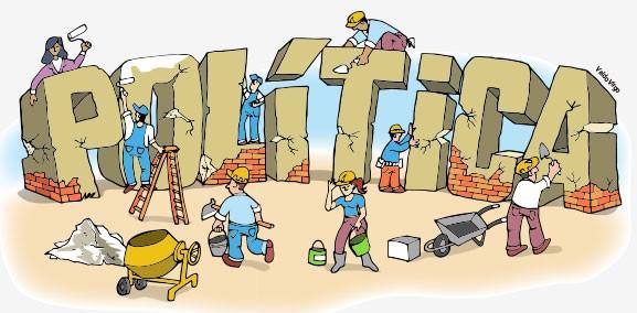 política construção coletiva