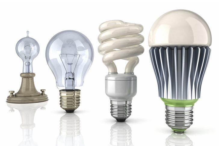 Potência elétrica - lâmpadas