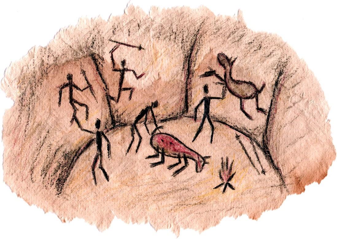 Inscrições rupestres