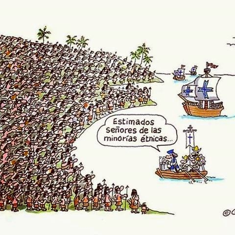minorias sociais - Minorias étnicas