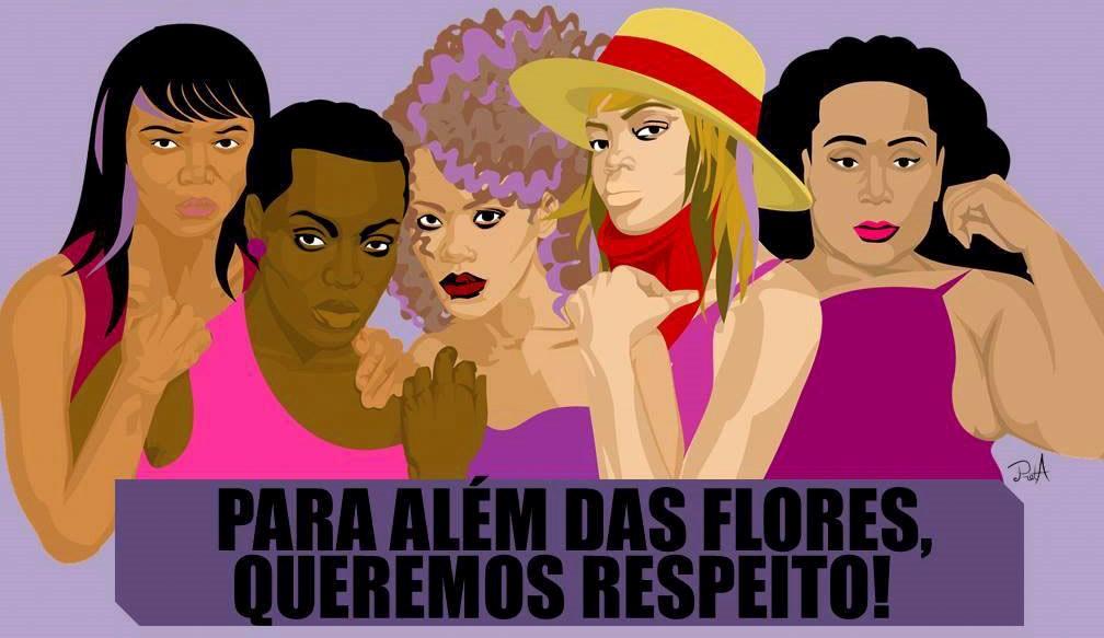 Minorias sociais - mulheres