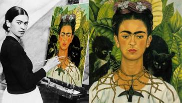 Simple Present - Frida