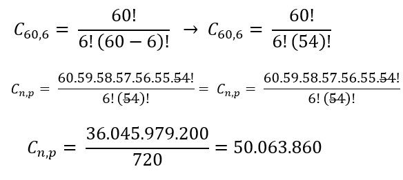probabilidade - números
