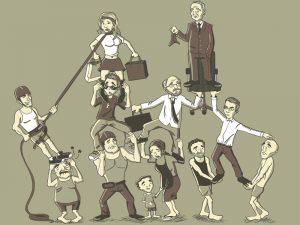 classes sociais - estratificação social