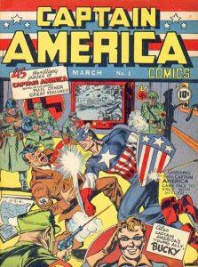 Capitão América, Adolf Hitler, Nazismo, totalitarismo europeu