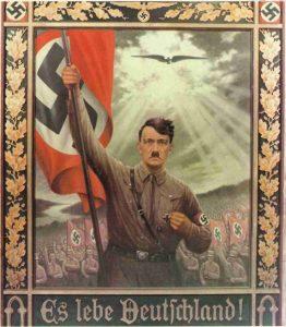 Nazismo alemão, Hitler, Propaganda, totalitarismo europeu