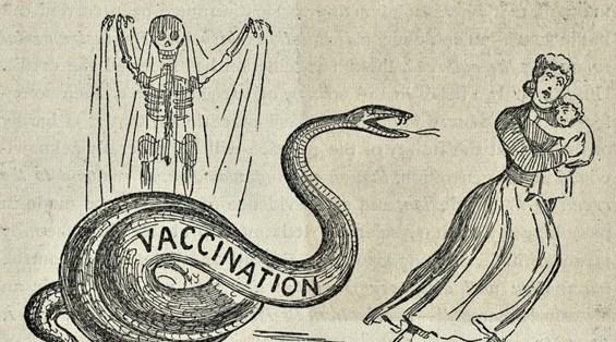 vacinação e o movimento anti-vacinas