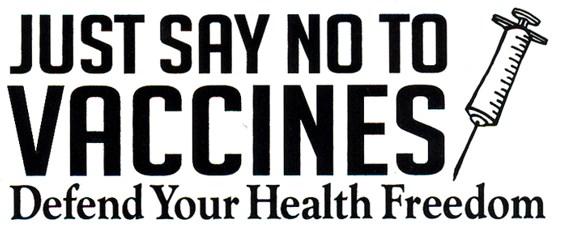 vacinas e o movimento anti-vacina