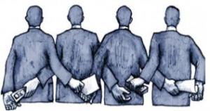 corrupção - política