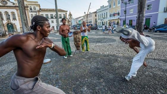 patrimônio cultural - Roda de capoeira, resistência, patrimônio imaterial