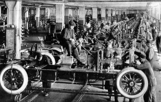 modo de produção capitalista, industrial, trabalhadores, modos de produção