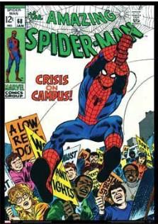 Homem Aranha, Contracultura, Super-herói, movimentos sociais