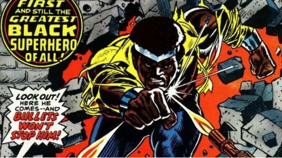 Luke Cage, Movimento Negro, Super-herói, movimentos sociais