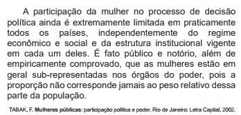democracia - exercício