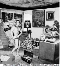Pop art - HAMILTON, Richard - exercício