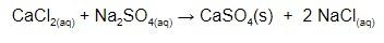 reação química - dados massa