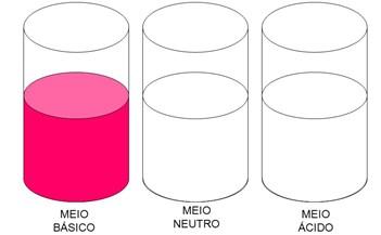 ácidos e bases - meios