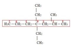 compostos orgânicos - carbonos