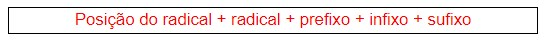 compostos orgânicos - radical