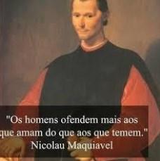 pensamento sociológico - Maquiavel