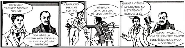 Augusto Comte - filosofia