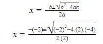 função quadrática - raízes da função