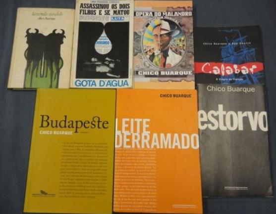 Chico Buarque - livros