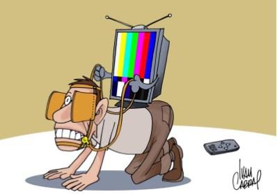 controle social - TV