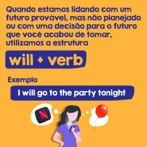 inglês - be going to x will 1