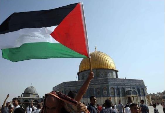 manifestacao na questao de israel