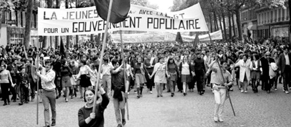 movimentos de 1968