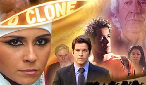 novela o clone aborda clonagem