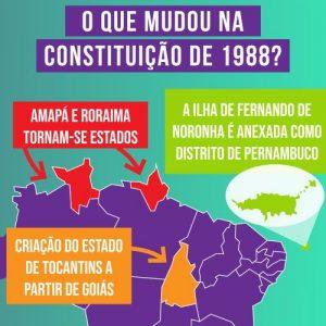 o que mudou com a constituição de 1988