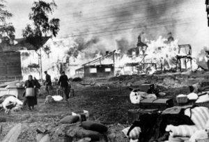 vila sovietica segunda guerra mundial