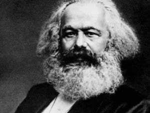 Karl Marx retrato