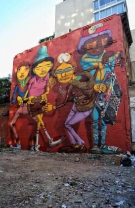 Street art - gemeos