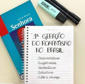 resumo primeira geração romantismo no brasil