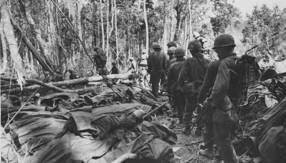 soldados estadunidenses guerra do vietna