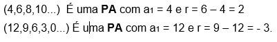 progressão aritmética 11