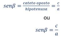 relações trigonométricas 3