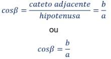 relações trigonométricas 5