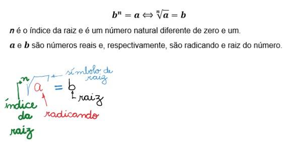 radiciação - 2