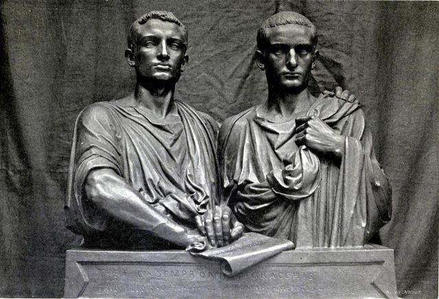 imperio romano tiberio e caio