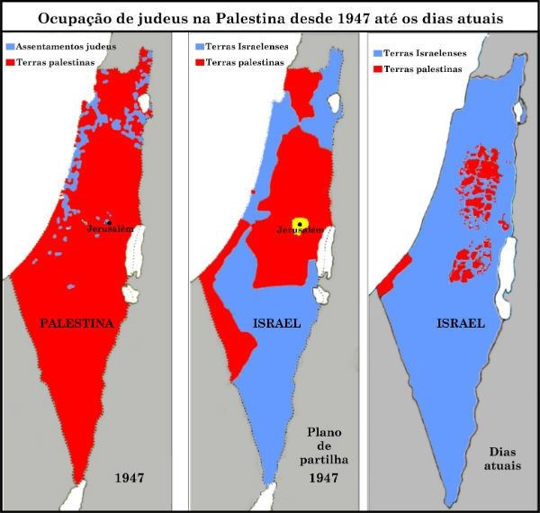 israelitas x hebreus