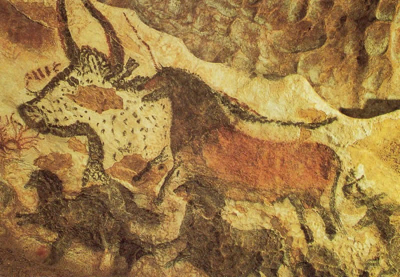 pintura rupestre pre-historia