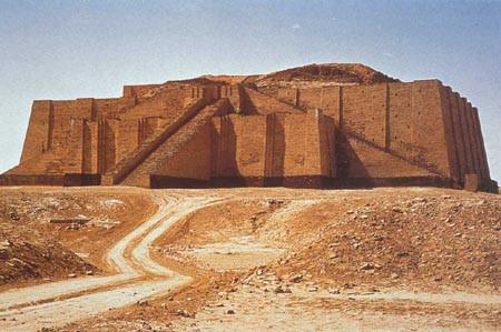 templos da mesopotâmia